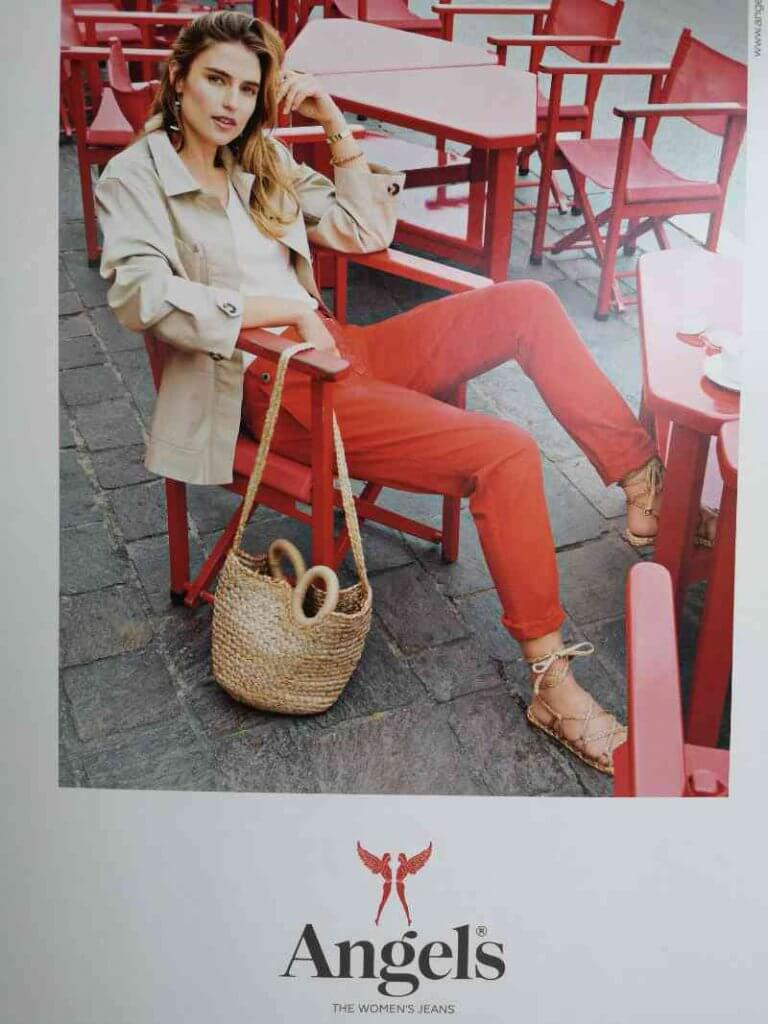 Angels 7/8 Jeans auch in gelb 99,99 €