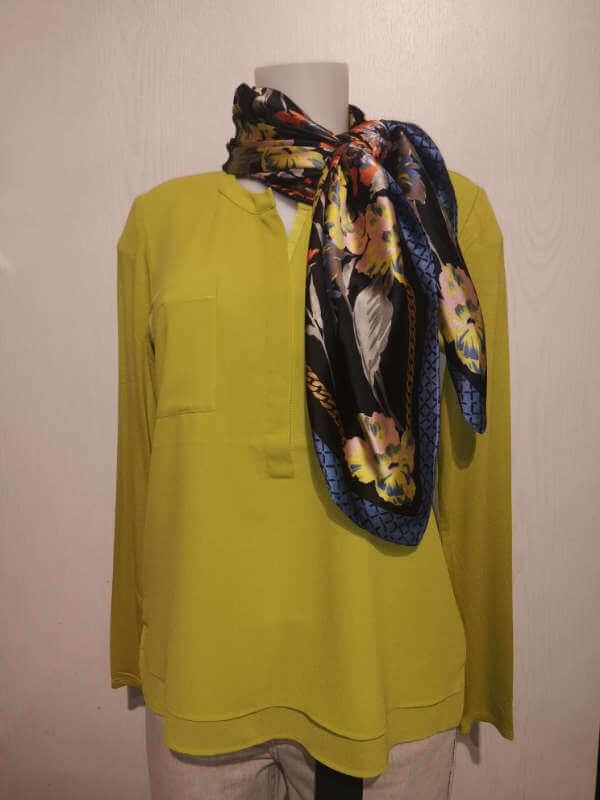 Milano Blusenshirt-1 Größe S bis XL € 59,95